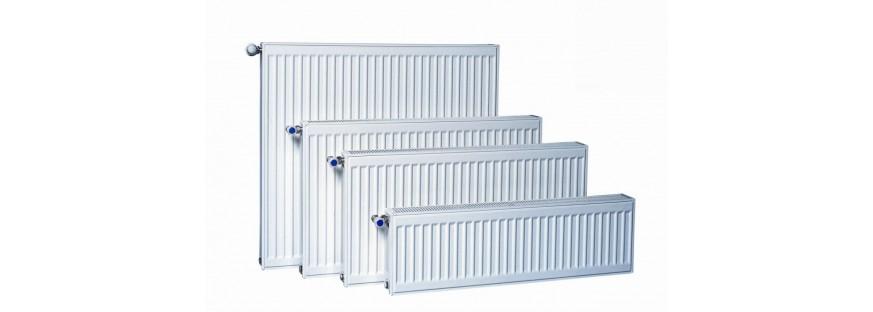 Стальные (панельные) радиаторы
